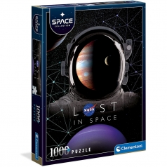 space collection - puzzle 1000 pezzi