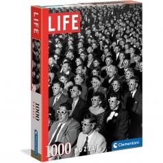 life in 3d - puzzle 1000 pezzi