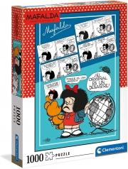 mafalda - puzzle 1000 pezzi
