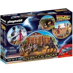 """calendario dell'avvento """"back to the future parte iii """""""