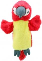 marionetta pappagallo