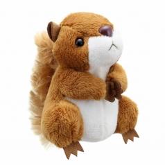 burattino da dita - scoiattolo