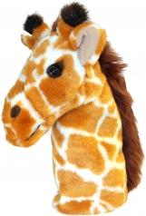 marionetta giraffa