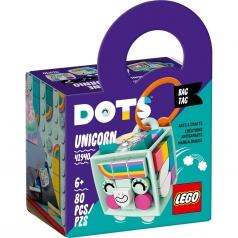 41940 - bag tag - unicorno