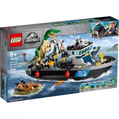 76942 - fuga sulla barca del dinosauro baryonyx