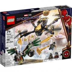 76195 - duello con il drone di spider-man