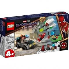 76184 - spider-man e l'attacco con il drone di mysterio