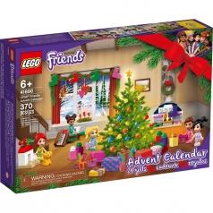 41690 - calendario dell'avvento lego friends 2021