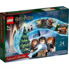76390 - calendario dell'avvento lego harry potter 2021