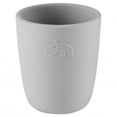 bicchiere mini mug, grigio - 100% silicone alimentare