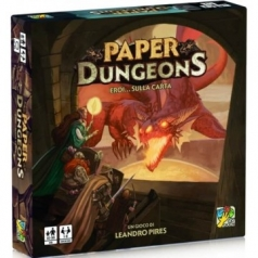 paper dungeon