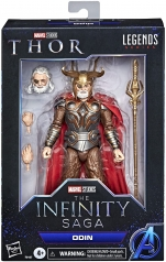 marvel legends series - the infinity saga - odin
