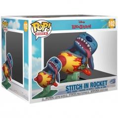 disney lilo & stitch - stitch in rocket - funko pop 102