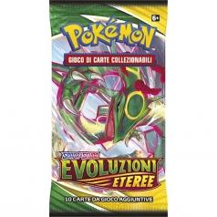 pokemon gcc - spada e scudo - evoluzioni eteree - bustina singola
