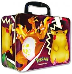 pokemon gcc - collector chest novembre 2020 - bauletto da collezione