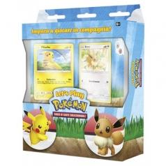 pokemon gcc - let's play - impara a giocare in compagnia (set 2 mazzi)
