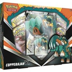 pokemon gcc - collezione copperajah v