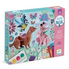 fairy box - set creativo multiattivita