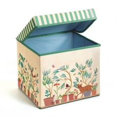 panca contenitore - jardin