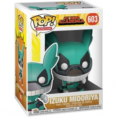 my hero academia - izuku midoriya (deku) con costume edizione speciale - funko pop 603