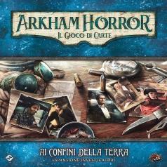 arkham horror - ai confini della terra - espansione investigatori