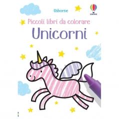 unicorni. piccoli libri da colorare
