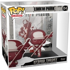 linkin park - hybrid theory - funko pop 04