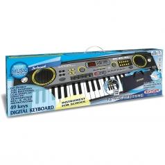 tastiera 49 tasti con presa usb