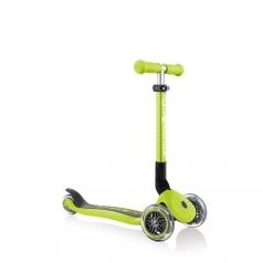 globber - junior foldable - monopattino pieghevole - verde lime