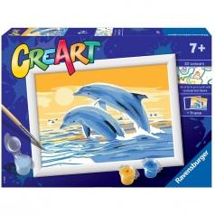 creart - delfini amici