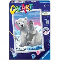 creart - ciao ciao orso polare!