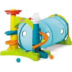 2 in 1 activity tunnel