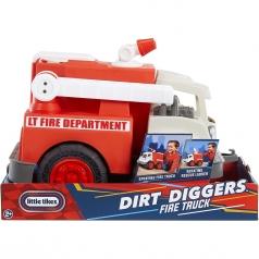 camion dei pompieri con funzioni