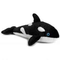 orca - peluche 25cm - global recycled standard