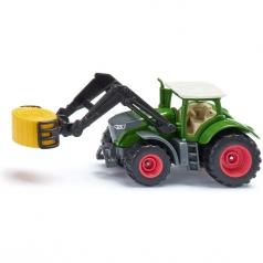 trattore fendt pinza balle - modellino die-cast
