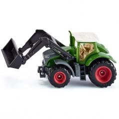 trattore fendt 1050 con benna - modellino die-cast