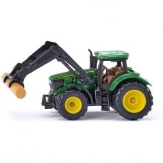 trattore john deere - modellino die-cast