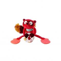 george lemure rosso - sonaglino da appendere