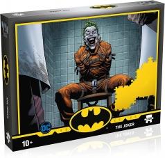 dc comics - the joker - puzzle 1000 pezzi
