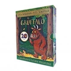 il gruffalo-gruffalo e la sua piccolina. ediz. illustrata