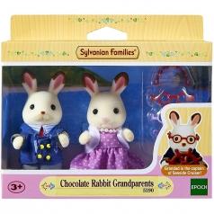 nonni conigli cioccolato