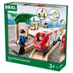 strada e ferrovia