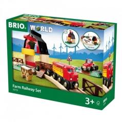 ferrovia della fattoria