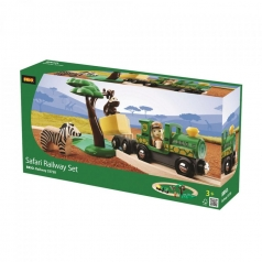 ferrovia del safari