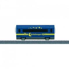 carrozza con letti per treno ice