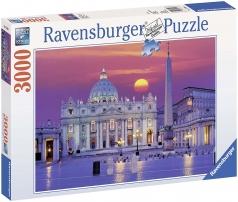 basilica di san pietro - puzzle 3000 pezzi