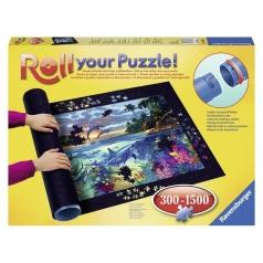 roll your puzzle 300-1500 pezzi - tappetino per arrotolare puzzle