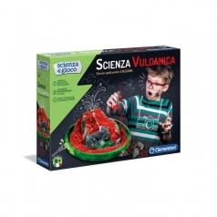 scienza e gioco - scienza vulcanica