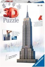 empire state building - puzzle 3d 216 pezzi