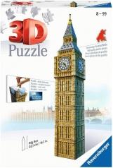 big ben - puzzle 3d 216 pezzi